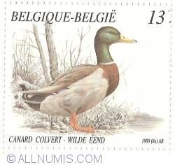 Image #1 of 13 Francs 1989 - Mallard