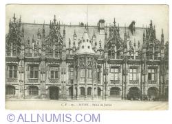 Image #1 of Rouen - Palais de Justice - Parlement de Normandie (1916)