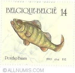 Imaginea #1 a 14 Francs 1990 - Perch