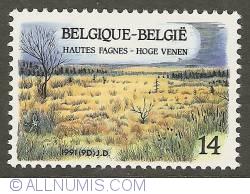 Imaginea #1 a 14 Francs 1991 - High Fens