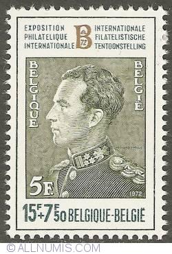 Image #1 of 15 + 7,50 Francs 1972 - Belgica '72
