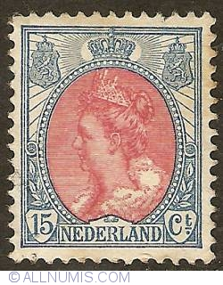 Image #1 of 15 Cent 1908