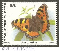 Image #1 of 15 Francs 1993 - Aglais Urticai