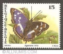 Image #1 of 15 Francs 1993 - Apatura Iris