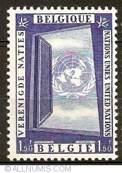 Image #1 of 1,50 Franc 1958 - UNO