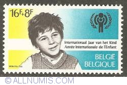 Image #1 of 16 + 8 Francs 1979 - Year of the Child