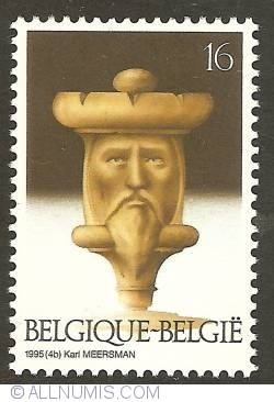Image #1 of 16 Francs 1995 - Chess