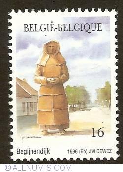 Imaginea #1 a 16 Francs 1996 - Begijnendijk