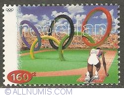 Image #1 of 160 Cent 1996 - Olympic Games - Sprint