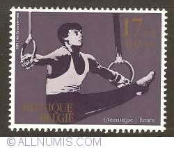 Image #1 of 17 + 4 Francs / 0.42 + 0.10 Euro 2001 - Gym