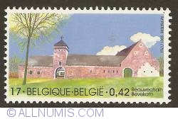 "Image #1 of 17 Francs / 0,42 Euro 2001 - Farm, ""Wahenges"" - Beauvechain"