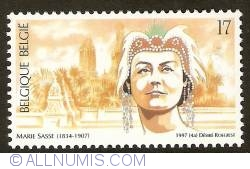 17 Francs 1997 - Marie Sasse - Soprano