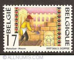 Image #1 of 17 Francs 1997 - Mason