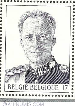 Image #1 of 17 Francs 1999 - King Leopold III