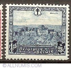 Image #1 of 1,75 Franc + 25 Centimes 1930 - Castle of Bouillon