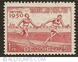 Image #1 of 1,75 Francs + 25 Centimes 1950 - Relays