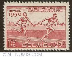 Imaginea #1 a 1,75 Francs + 25 Centimes 1950 - Relays