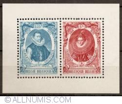Image #1 of 1942 Archduke Albert VII and Isabella Clara Eugenia