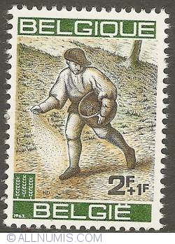 Image #1 of 2 + 1 Francs 1963 - The Sower