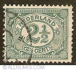 Image #1 of 2-1/2 Cent 1899