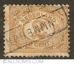 Image #1 of 2 Cent 1899