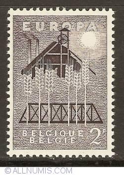 Image #1 of 2 Francs 1957