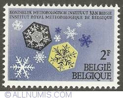 Image #1 of 2 Francs 1966 - Royal Meteorological Institute