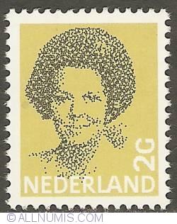 Image #1 of 2 Gulden 1982