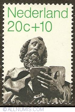 Image #1 of 20 + 10 Cent 1971 - Paul the Apostle