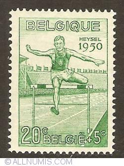 Imaginea #1 a 20 + 5 Centimes 1950 - Hurdles