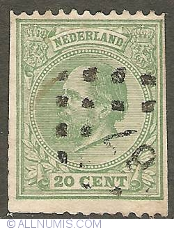 Image #1 of 20 Cent 1872