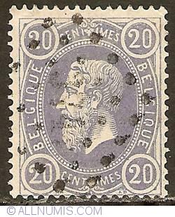 Imaginea #1 a 20 Centimes 1870