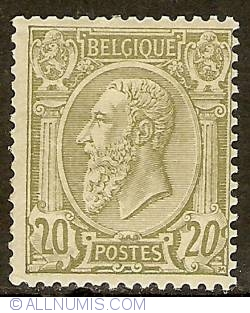 Image #1 of 20 Centimes 1886