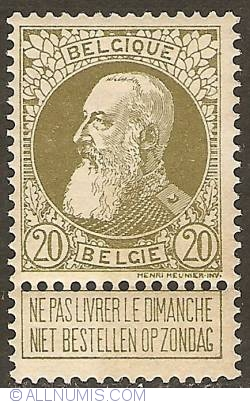 Image #1 of 20 Centimes 1905