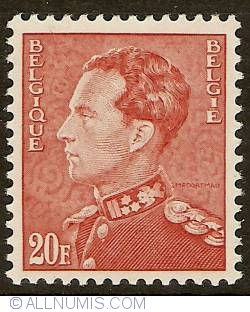 Image #1 of 20 Francs 1951