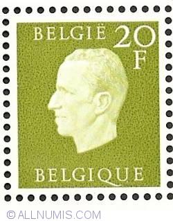 Image #1 of 20 Francs 1976 - Silver Jubilee King Baudouin