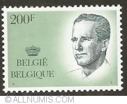Image #1 of 200 Francs 1986