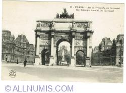 Image #1 of Paris - Arc de Triomphe du Carrousel (1926)