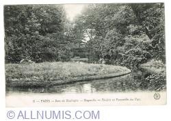 Image #1 of Paris - Bois de Boulogne - Bagatelle (1919)