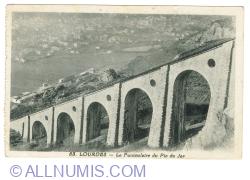 Image #1 of Lourdes - Funiculaire du Pic du Jer (1932)