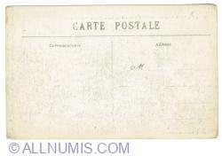 Image #2 of Montebourg - Place Jeanne d'Arc et Place Nationale (1919)