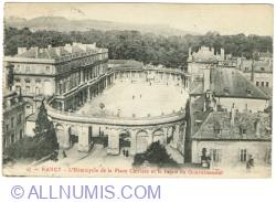 Image #1 of Nancy - Place Carrière et le Palais du Gouvernement (1924)