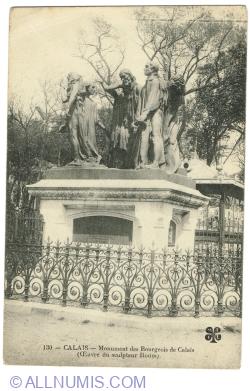 Image #1 of Calais - The Burghers of Calais (Rodin) (1917)