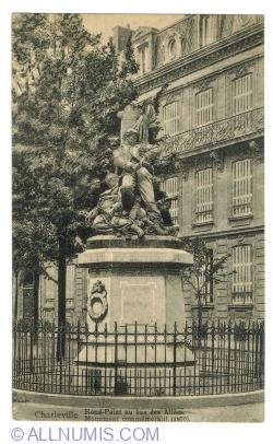Image #1 of Charleville - Monument Commemoratif de 1870 (1920)