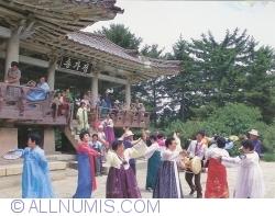 Image #1 of Pyongyang - Songga Pavilion