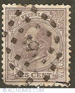 Image #1 of 25 Cent 1872