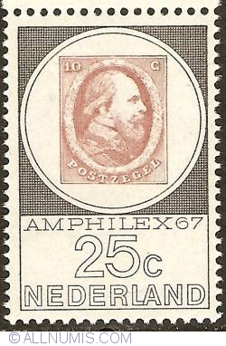 Image #1 of 25 Cent 1967 - Amphilex '67