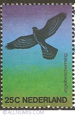 Imaginea #1 a 25 Cent 1974 - Bird Protection