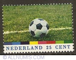 Image #1 of 25 Cent 1974 - Soccer