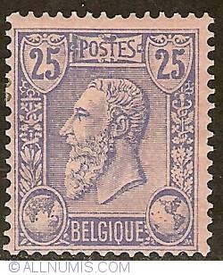 Imaginea #1 a 25 Centimes 1884